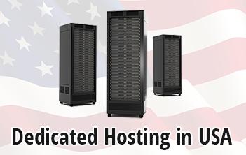 Dedicated Servers Hosting in US